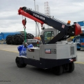 7 tonne capacity pick and carry crane