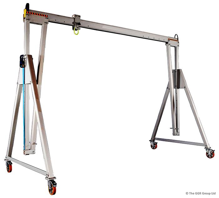 gantry crane plans - photo #29