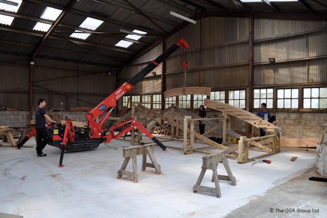 Timber Lifting