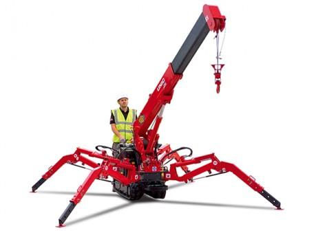 URW-094 Mini Spider Crane For Hire And Sale
