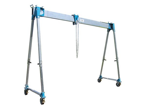 Mobile Gantry Crane Uk : Portable compact gantry crane