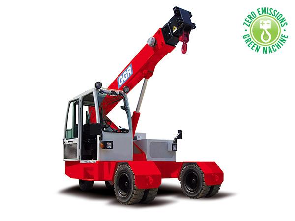G120 Pick & Carry Crane