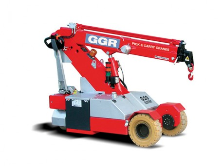 G20 Pick & Carry Crane