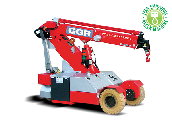 G20 - Pick and Carry Cranes, Mini Cranes