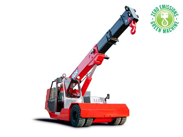 Galizia GF200 Pick & Carry Crane