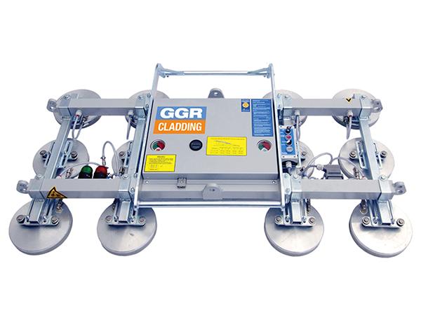 Multi-Clad Vacuum Lifter