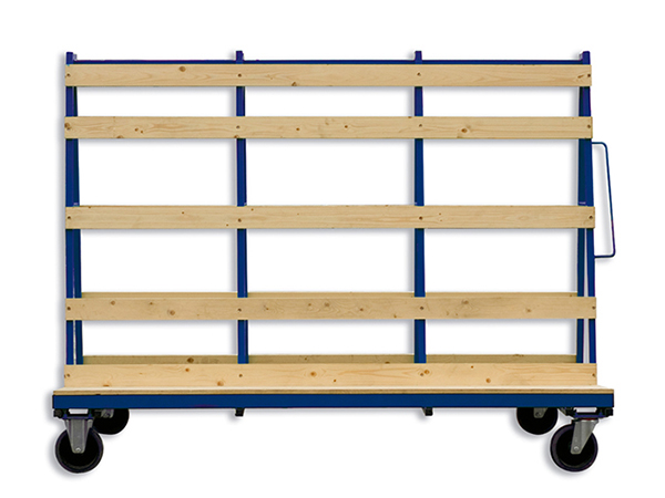 Large A-Frame trolley