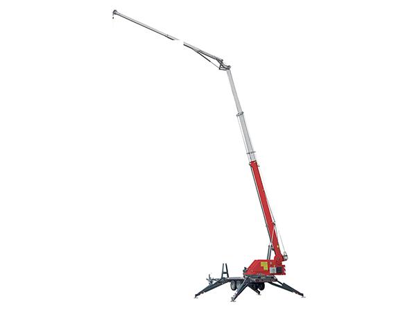 Starworker 1200 Trailer Crane