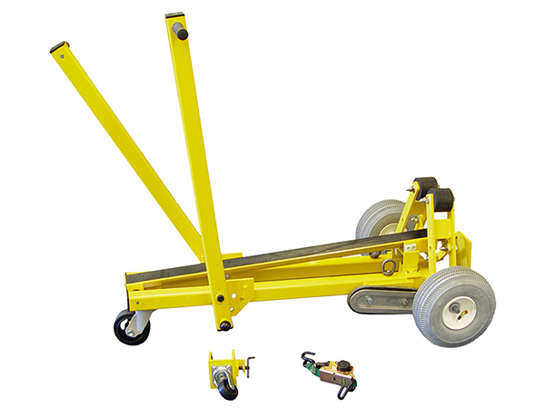 Stone Dolly - trolley for stone slabs, memorials and headstones
