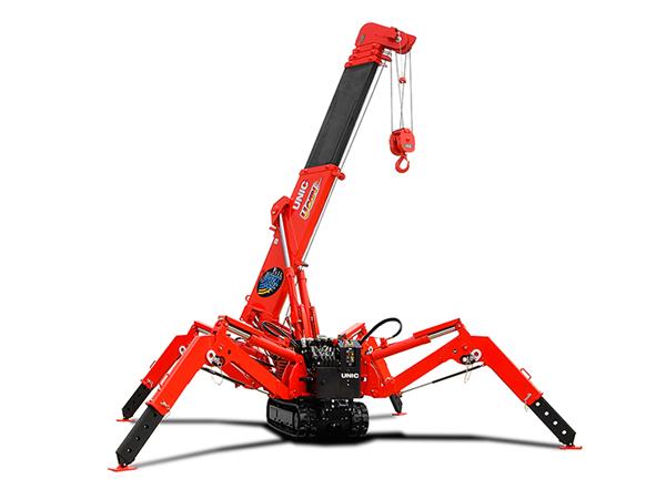 UNIC URW-245 Mini Spider Crane