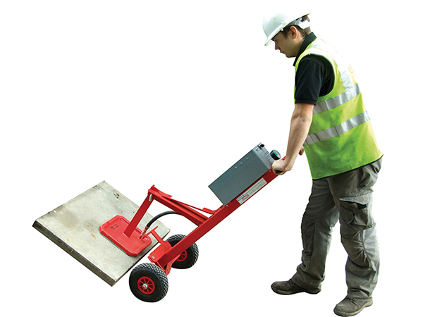 Vaclay Kerb & Slab Lifter Trolley