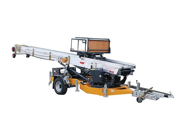 Extension Ladder Crane – Billy Knight