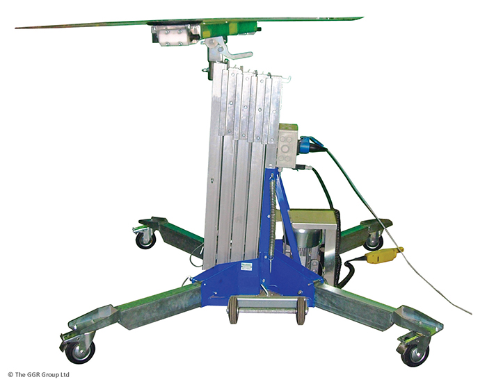 WIGA Overhead Installation Hoists