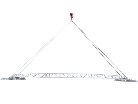 The Multi-Clad Maxi is comprised of two single Multi-Clad vacuum units combined with a 10 metre cross beam.