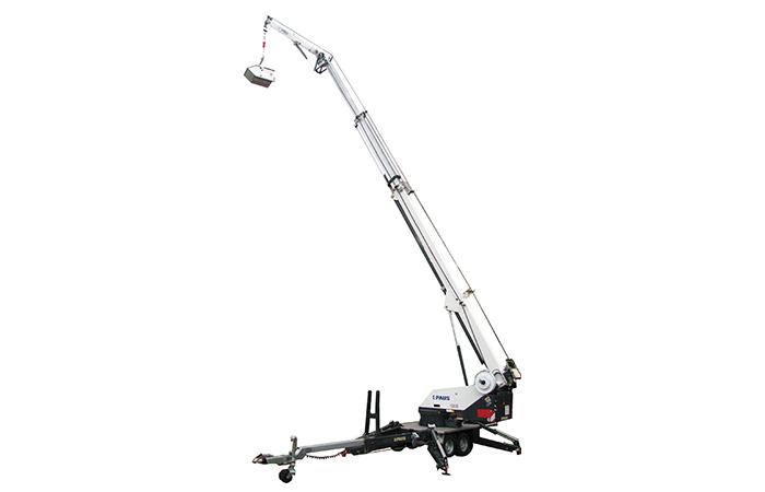 Starworker 1600 Trailer Crane