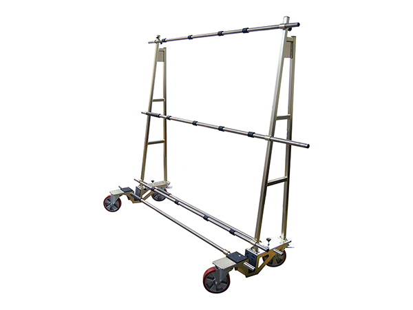 Flexi-Trolley 800 - Glass Trolley
