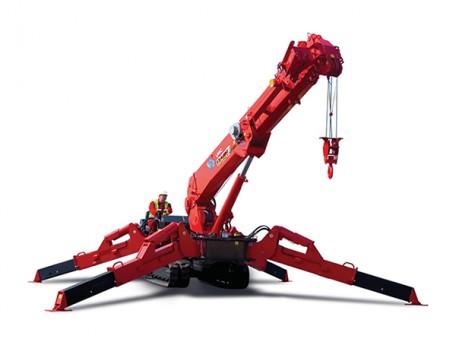 URW-706 Mini Spider Crane