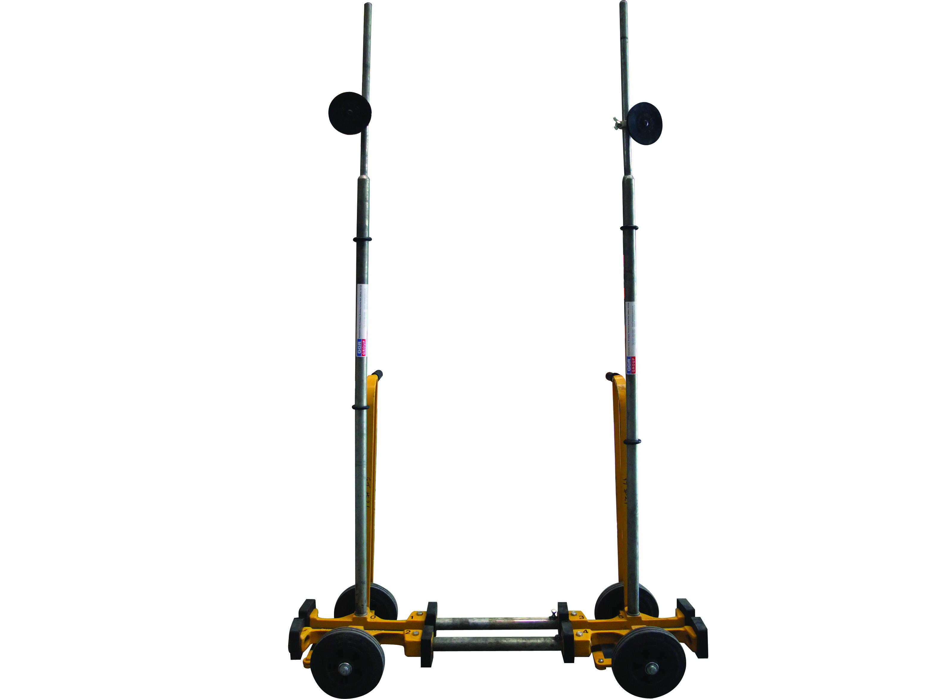 Compact 496 Plate Glass Trolley