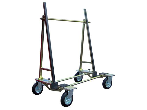 Flexi-Trolley 500 glass trolley