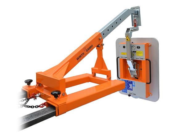 Mini-Clad Vacuum Lifter