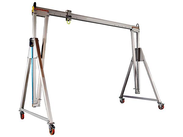Mobile Gantry Crane Uk : Mobile gantry crane