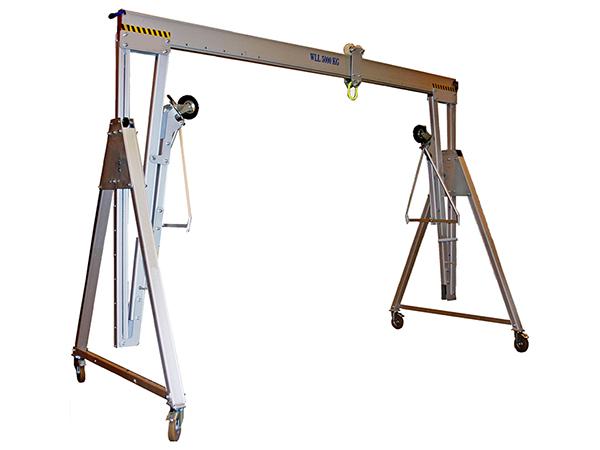 Mobile Gantry Crane 5000