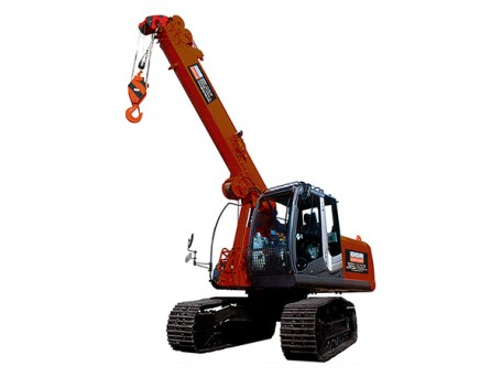 Mini Crawler Crane MCC804