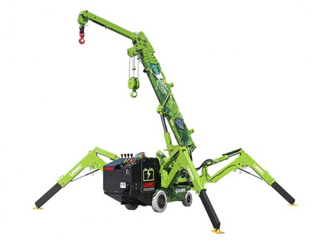 Mini Cranes | Spider Cranes - for Hire & Sale