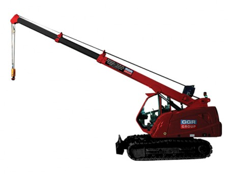 Mini Crawler Crane MCC805