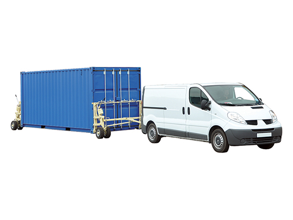 Container Tow - ISO shipping container mover