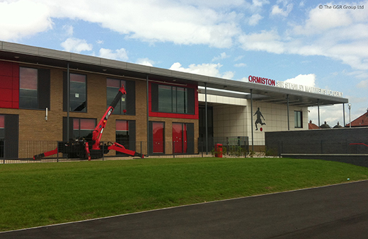 GGR at Ormiston Sir Stanley Matthews Academy
