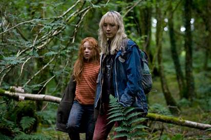 """Harley and Saoirse Ronan in """"How I Live Now"""""""