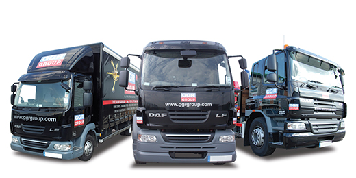 GGR Group transport fleet