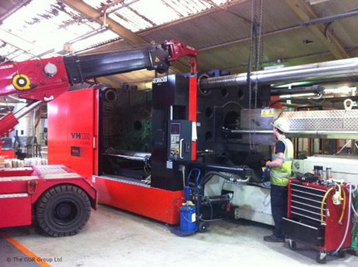 F200E Plus crane lifting machinery parts