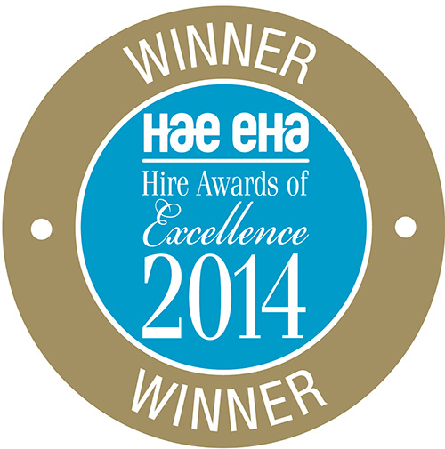 Hire Awards of Excellence Winner