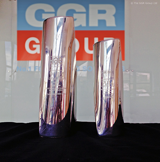 GGR win at Hire Awards of Excellence
