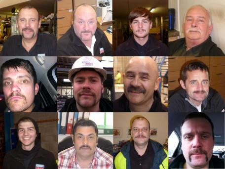 GGR do Movember