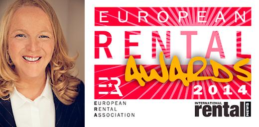 Gill wins European Rental Awards