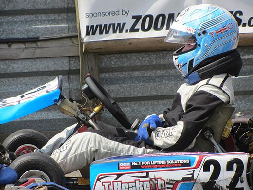 Theo Hesketh racing
