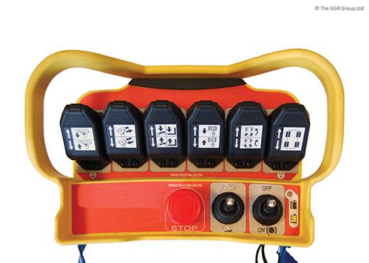 F200E Plus remote control