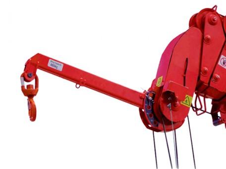 500kg UNIC Crane Searcher Hook