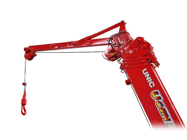 UNIC 700kg Combined Fly-Jib & Searcher Hook (376/506)
