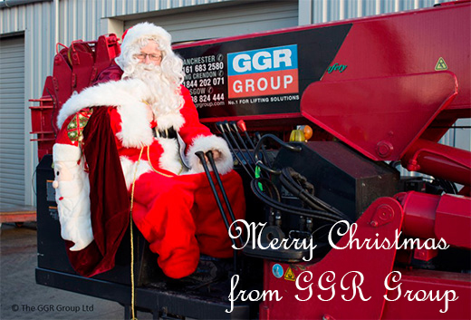 GGR Group opening times over Christmas