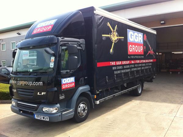 GGR FORS Gold Transport Fleet