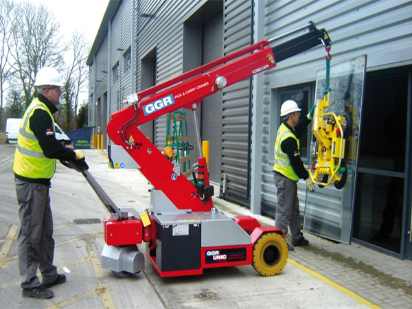 GGR G20 Industrial Pick and Carry Mini Crane Sale