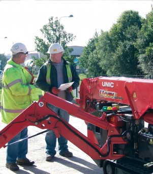 unic-crane-a66-endorsement-A-training