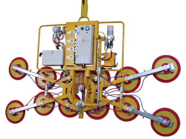 Kombi 7441 Quadra glass lifter