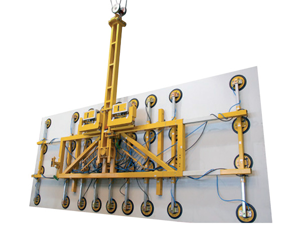 Kombi 7441 Quadzilla glass vacuum lifter