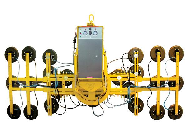 Hydraulica 2000-A glass vacuum lifter
