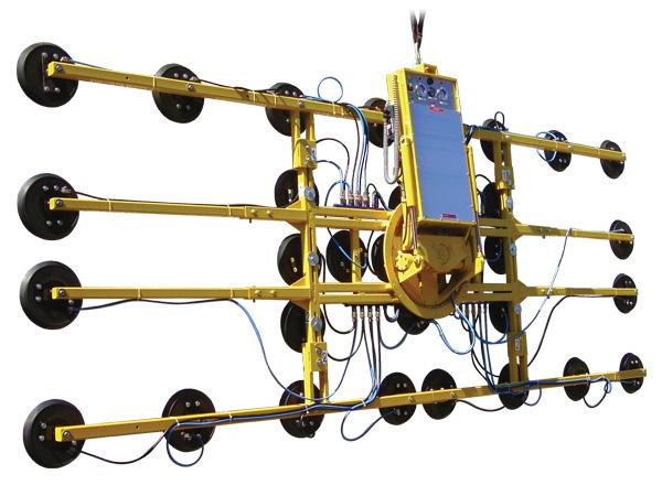 Hydraulica 2500 Glass Vacuum Lifter